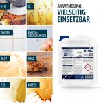 Profi Fettlöser für die Gastronomie, FURTOL PF-600 5 L