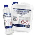 Kaliumhydroxidlösung 45 %